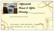 Licensed House & Office cleaning