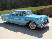 1958 chevrolet Chevrolet Impala Impala hardtop